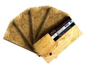 Nail less box OSB plywood